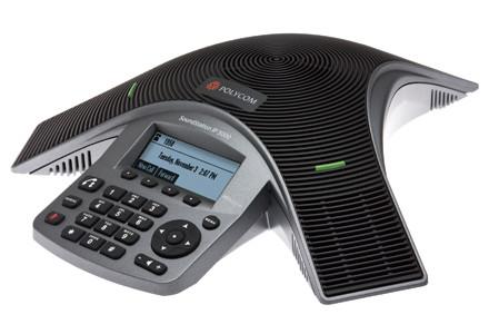 Polycom IP Soundstation IP5000 HD SIP PoE ohne Netzt.