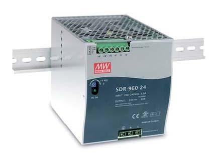 Mean Well Netzteil - 48V 960W Hutschiene