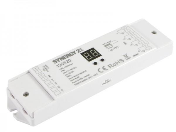 Synergy 21 LED Controller EOS 07 DALI slave 1/4