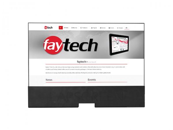"LAPSCREEN 12,5"" Lapscreen Monitor (no touch) FT125MLSC"
