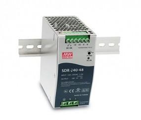 Synergy 21 LED Netzteil - 48V 240W meanwell Hutschiene