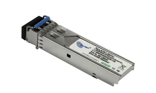 ALLNET Switch Modul ALL4751-INDU SFP(Mini-GBIC), 1000Mbit, LX/LC, 10Km, Industrial, -40/+85 Grad,