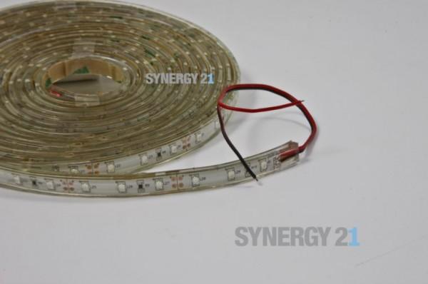 Synergy 21 LED Flex Strip gelb DC12V 24W IP66
