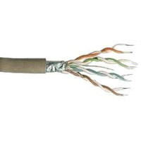 Kabel 100MHz, CAT5E, FTP(F/UTP), Verlege, Hal, 100m Ring,