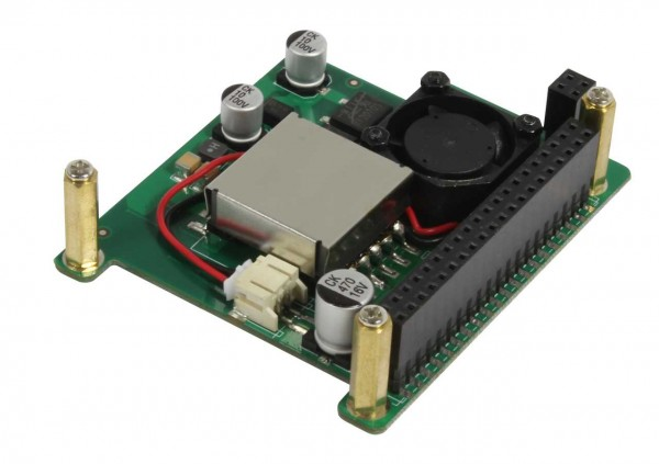 Raspberry zbh. PoE Hat / Shield