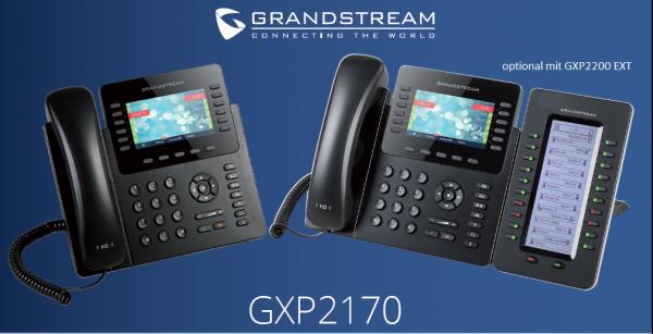 Grandstream SIP GXP-2170 High-End Business
