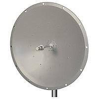 ALLNET Antenne 5,8 GHz 29dBi Parabol outdoor N-Type L-com