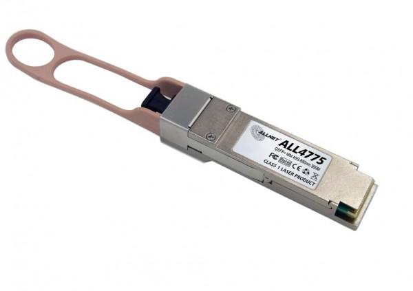 ALLNET Switch Modul ALL4775 QSFP+SR4, 40Gbit Multimode, bis 100m, MPO connector, uncodiert,