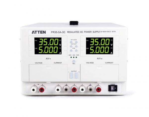 ATTEN PR35-3CP / Labor-Netzgerät bis 35V/5A
