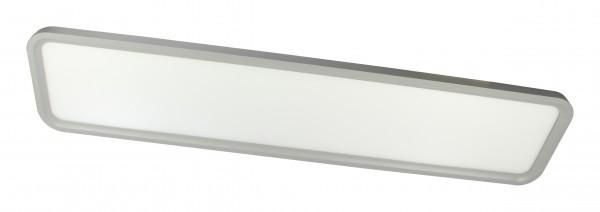 Synergy 21 LED office line Decken - Panel grau, dimmbar