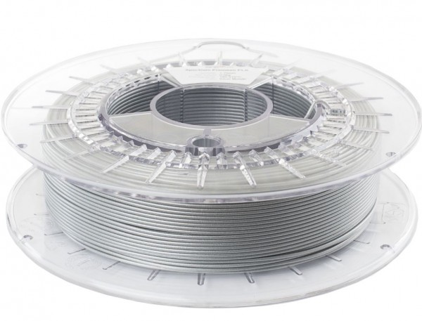 Spectrum 3D Filament PLA 1.75mm silber METALLIC 1kg