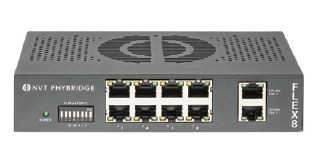 Phybridge Switch FLEX 8 Port UTP