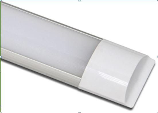 Synergy 21 LED T5 Batten Lights 120cm, kaltweiß IP65 V2
