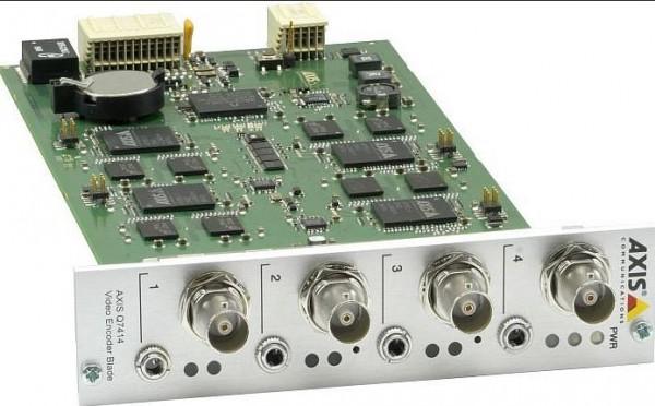 Axis Videoencoder Balde Q7414 4 Kanal