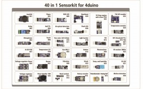 ALLNET 4duino Sensor Kit 40 in 1 SET * NEU*