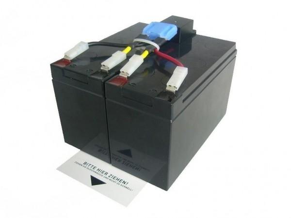 Akku OEM RBC48-MM-BP, für SUA750I/SUA750IX38/DLA750I/SMT750I/FJT750I, Akkus mit Kabel,