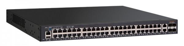 Ruckus Networks ICX 7150 Switch 48x 10/100/1000 ports, 2x 1G RJ45 uplink-ports, 4x 1G SFP