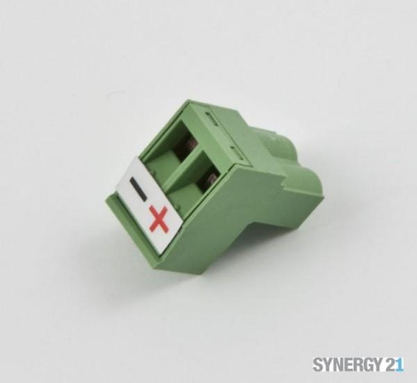 Synergy 21 LED zub 2polige Schraubklemme Phoenix