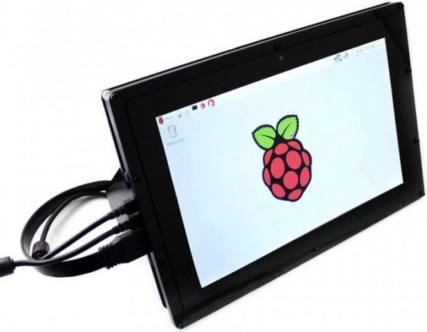 """Raspberry Pi Zubehör - Display 10"""" Touch 1280x800"""