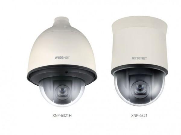 "Hanwha Techwin IP-Cam PTZ Dome ""X-Serie XNP-6321H"