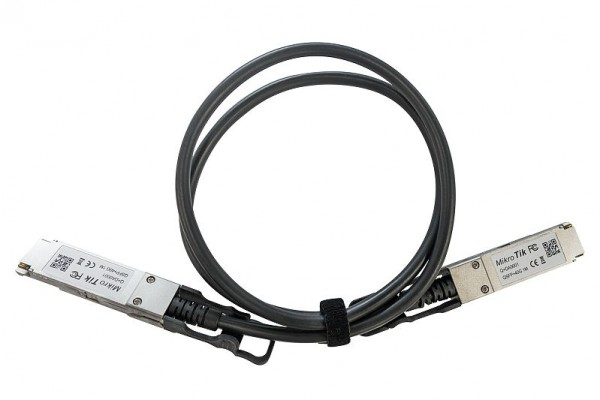 Mikrotik Zubehör QSFP+ 40G direct attach cable, 1m