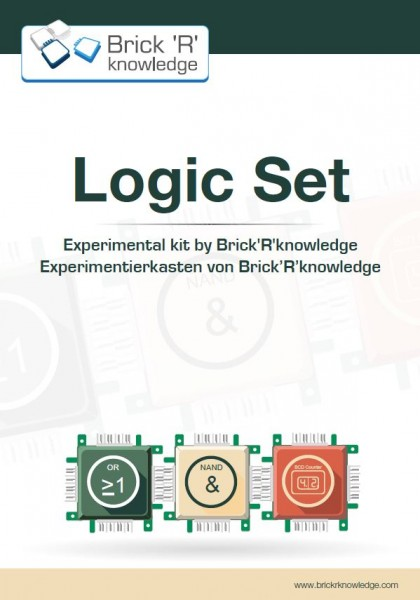 ALLNET Brick'R'knowledge Handbuch Logic Set