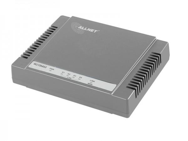 """ALLNET ALL126AS3 / VDSL 100 Mbit Slave Modem """"Vectoring"""""""