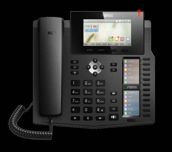 Fanvil SIP-Phone X6 *POE* Hardware: v1.2