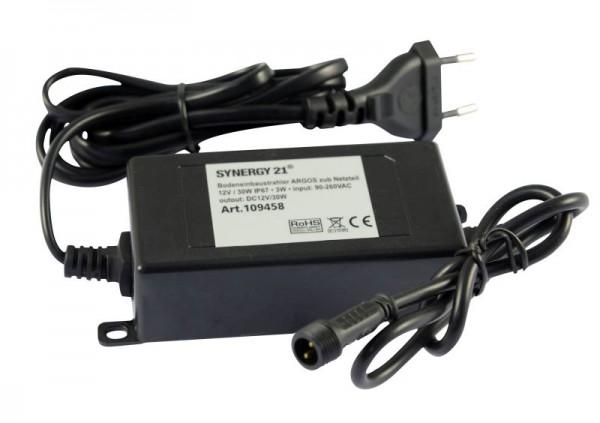 Synergy 21 LED Bodeneinbaustrahler ARGOS zub Netzteil 12V / 30W IP67