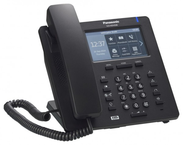 Panasonic KX-HDV330 SIP Terminal (black) UK !!!