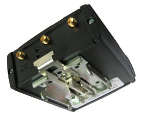 Teltonika RUT2xx/500/9xx zbh. HUT-Schienen-Adapter / DIN-RAIL-KIT
