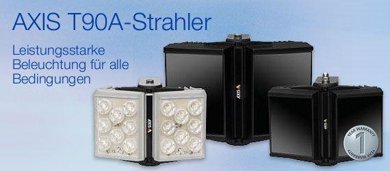 AXIS Zubehör IR Strahler T90A01 IR-Strahler 50° POE