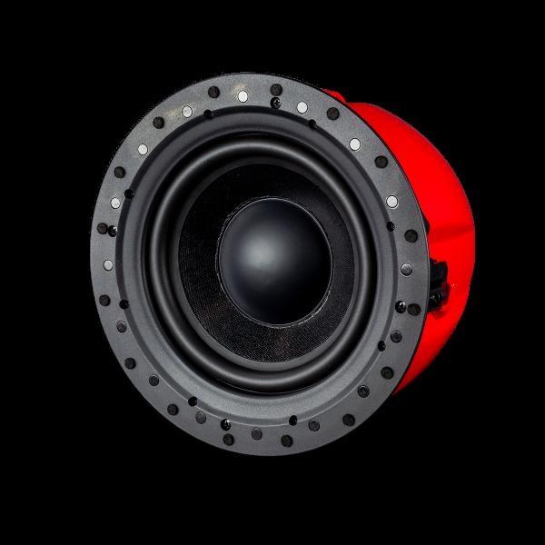 """Soundvision TruAudio passiver 8"""" Einbau-Subwoofer / IC-SUB-8"""