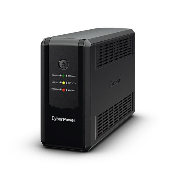 CyberPower USV, UT-Serie, 650VA/360W, Line-Interactive,