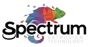 Spectrum 3D Filament PET-G HT100 TRANSPARENT BLUE 0.5kg