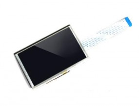 "banana pi zbh. LCD Touch 5"" Module 800x480 RGB TFT Display Kapazitiv"