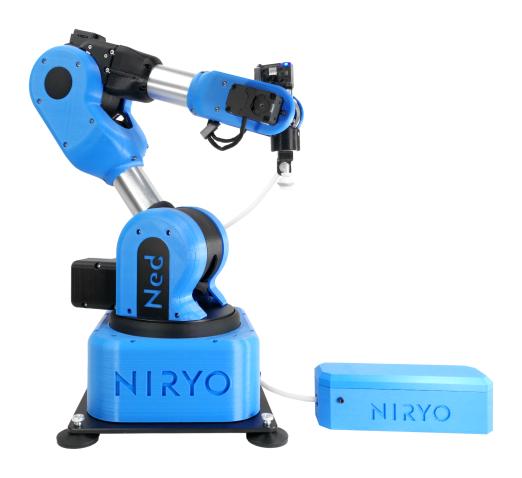 Niryo Ned Vakuumpumpe
