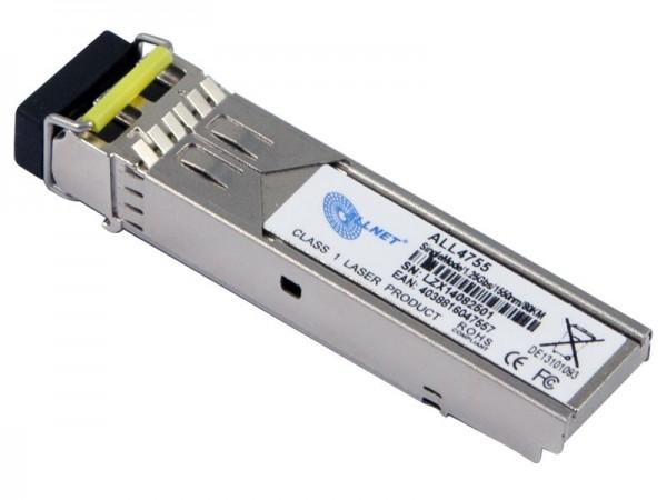 ALLNET Switch Modul ALL4755 Mini-GBIC Modul,1000Mbit, ZX/LC, 70-80KM