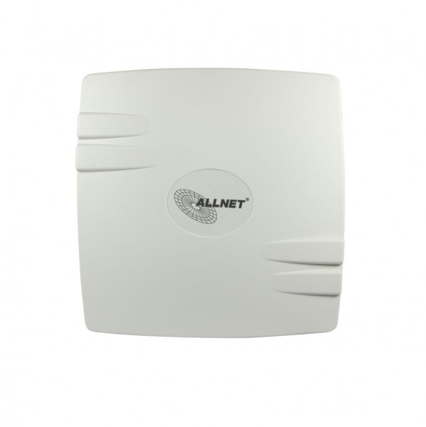 ALLNET Antenne 2, 4/5 GHz Flat Patch Outdoor 4/7 dBi N-Type