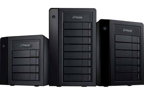 Promise Pegasus 3 4x3TB PC/MS Edition