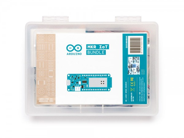 Arduino® Set IoT MKR 1000 WIFI Bundle (WLAN)