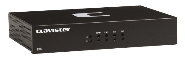 Clavister E10 Firewall + 12M Wartung ohne UTM Features