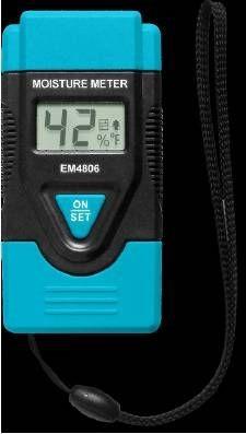 Synergy 21 Test Feuchtigkeitsmessgerät - EM4806