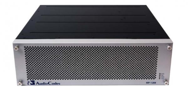 Audiocodes MediaPack 1288 - High Density 72 FXS Gateway 72 Ports dual AC