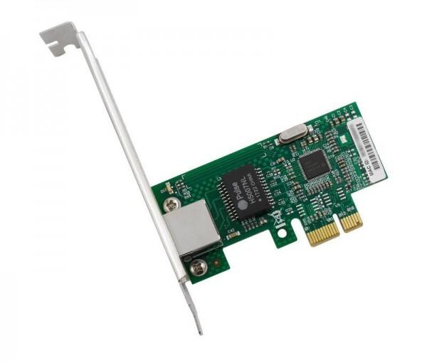 ALLNET ALL0142-1G-DTX / PCIe 1GB Single Desktop Card I211