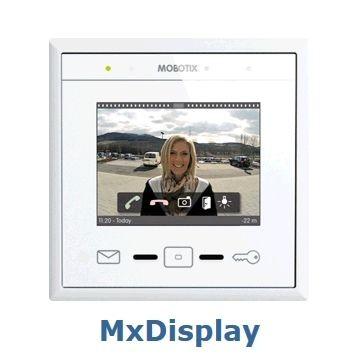Mobotix MxDisplay+, weiß STD