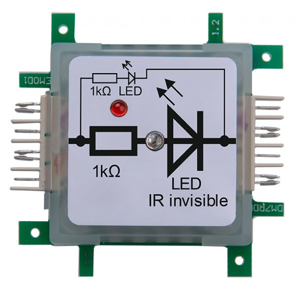 ALLNET Brick'R'knowledge LED IR