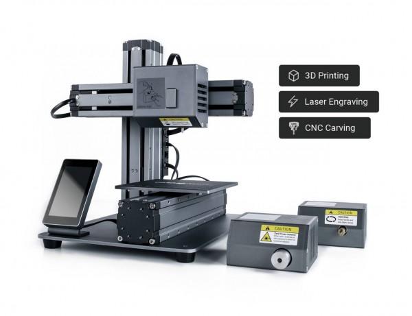 Snapmaker 3D-Drucker -Systembaukasten 3-in-1 - Kontrollierte RMA Rückläufer