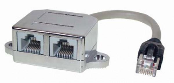 Kabel TK ISDN Y-Adp.10/100/ISDN,