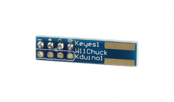 ALLNET 4duino Wii Nunchuck Adapter Board